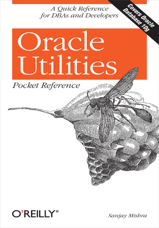 Okładka książki Oracle Utilities Pocket Reference
