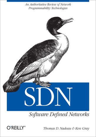 Okładka książki SDN: Software Defined Networks. An Authoritative Review of Network Programmability Technologies