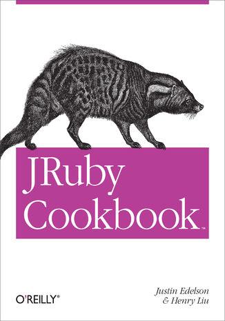 Okładka książki/ebooka JRuby Cookbook