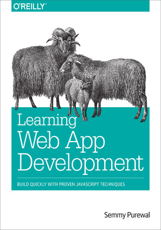 Okładka książki/ebooka Learning Web App Development