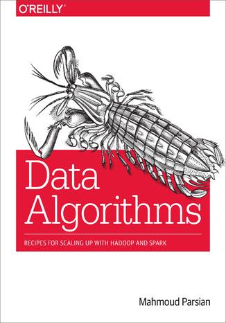 Okładka książki Data Algorithms. Recipes for Scaling Up with Hadoop and Spark