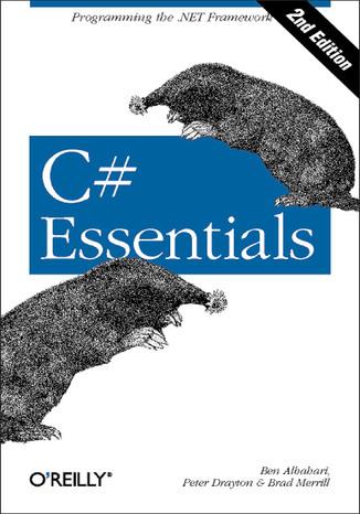 Okładka książki C# Essentials. 2nd Edition