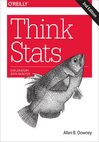 Okładka książki Think Stats. 2nd Edition