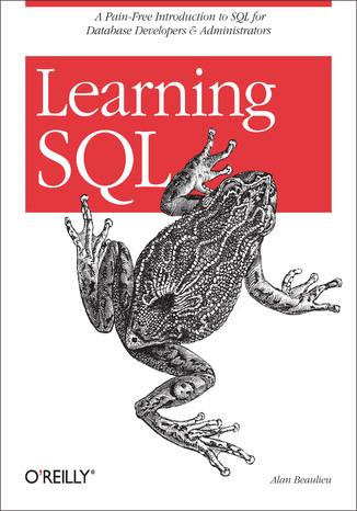 Okładka książki/ebooka Learning SQL