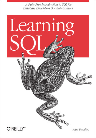 Okładka książki Learning SQL