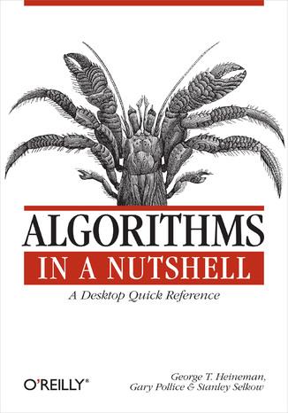 Okładka książki/ebooka Algorithms in a Nutshell