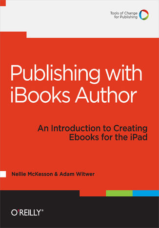 Okładka książki/ebooka Publishing with iBooks Author