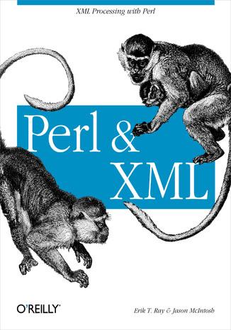 Okładka książki Perl and XML