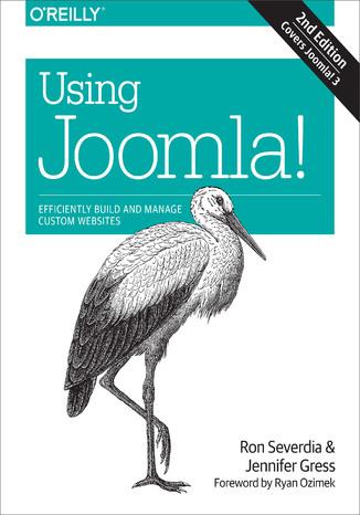 Okładka książki Using Joomla!. 2nd Edition