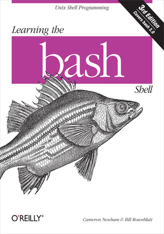 Okładka książki/ebooka Learning the bash Shell. Unix Shell Programming. 3rd Edition