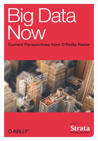 Okładka książki/ebooka Big Data Now: Current Perspectives from O'Reilly Radar
