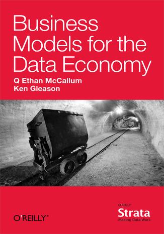 Okładka książki/ebooka Business Models for the Data Economy
