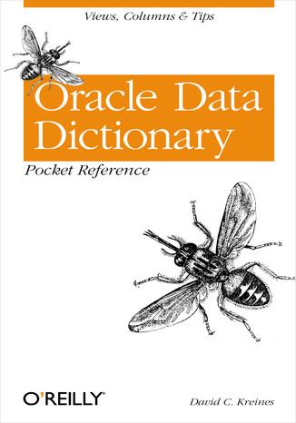 Okładka książki/ebooka Oracle Data Dictionary Pocket Reference