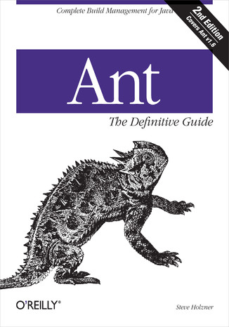 Okładka książki/ebooka Ant: The Definitive Guide. 2nd Edition