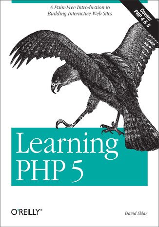 Okładka książki/ebooka Learning PHP 5