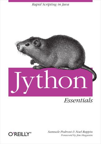 Okładka książki Jython Essentials