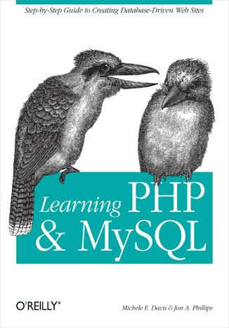 Okładka książki/ebooka Learning PHP and MySQL