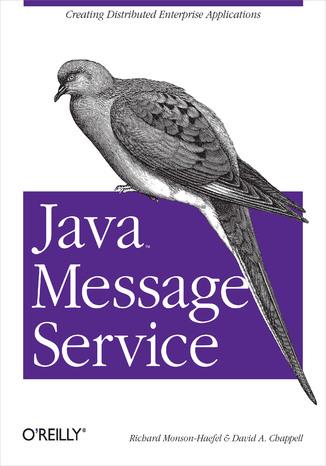 Okładka książki/ebooka Java Message Service
