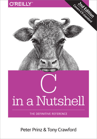 Okładka książki/ebooka C in a Nutshell. The Definitive Reference. 2nd Edition