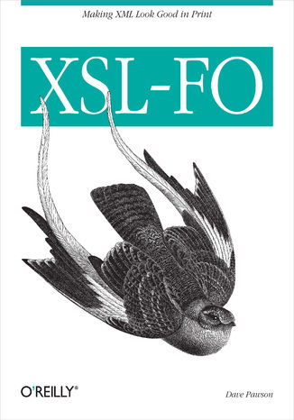 Okładka książki XSL-FO. Making XML Look Good in Print