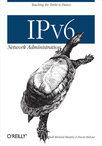 Okładka książki IPv6 Network Administration