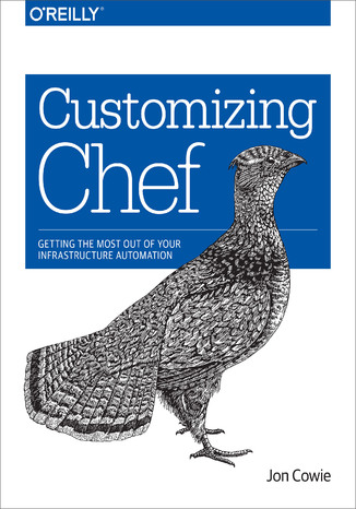 Okładka książki/ebooka Customizing Chef
