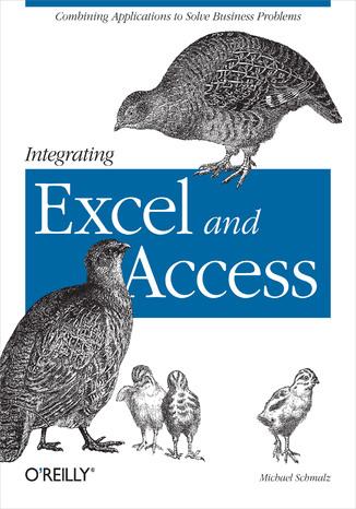 Okładka książki/ebooka Integrating Excel and Access