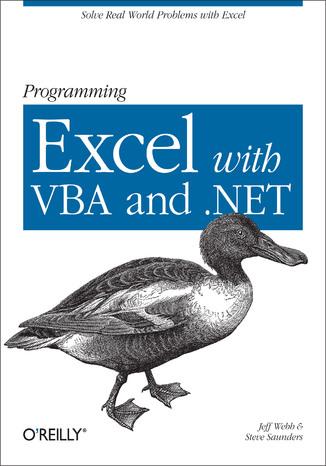 Okładka książki/ebooka Programming Excel with VBA and .NET