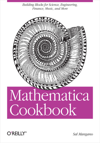 Okładka książki Mathematica Cookbook