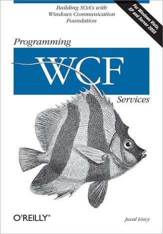 Okładka książki/ebooka Programming WCF Services