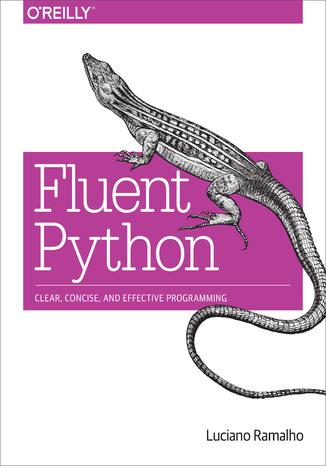 Okładka książki/ebooka Fluent Python