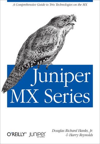 Okładka książki Juniper MX Series