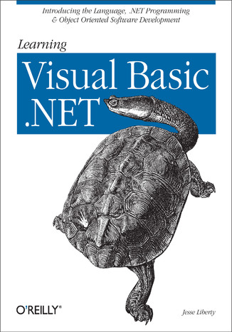 Okładka książki/ebooka Learning Visual Basic .NET