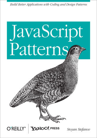 Okładka książki JavaScript Patterns. Build Better Applications with Coding and Design Patterns