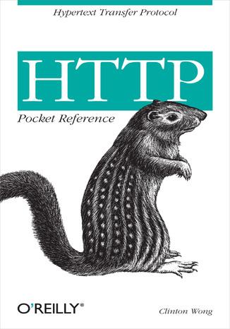 Okładka książki/ebooka HTTP Pocket Reference. Hypertext Transfer Protocol