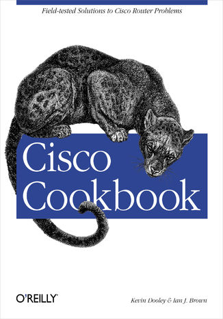 Okładka książki/ebooka Cisco Cookbook