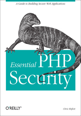 Okładka książki/ebooka Essential PHP Security