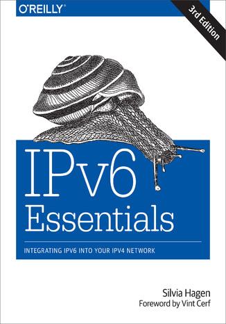 Okładka książki/ebooka IPv6 Essentials. 3rd Edition