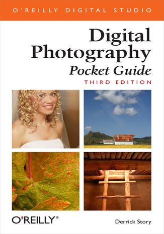 Okładka książki/ebooka Digital Photography Pocket Guide. Pocket Guide. 3rd Edition