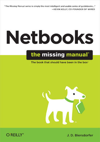 Okładka książki Netbooks: The Missing Manual. The Missing Manual