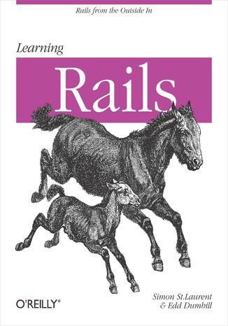 Okładka książki Learning Rails