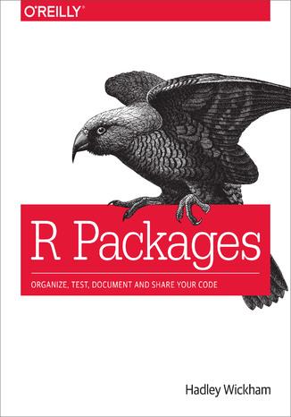 Okładka książki/ebooka R Packages