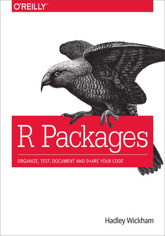 Okładka książki R Packages