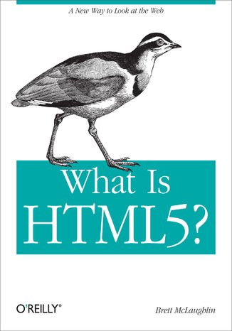 Okładka książki/ebooka What Is HTML5?