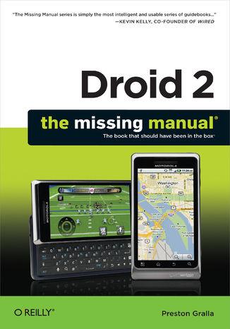 Okładka książki/ebooka Droid 2: The Missing Manual