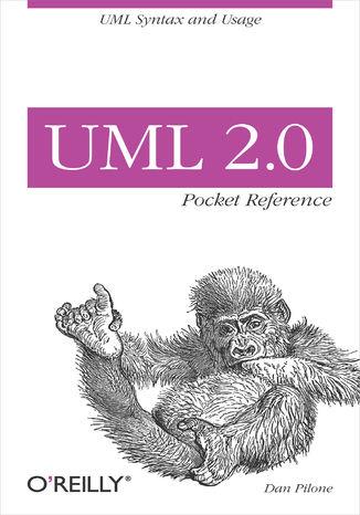 Okładka książki/ebooka UML 2.0 Pocket Reference. UML Syntax and Usage