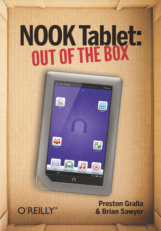 Okładka książki NOOK Tablet: Out of the Box