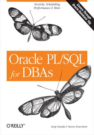 Okładka książki/ebooka Oracle PL/SQL for DBAs