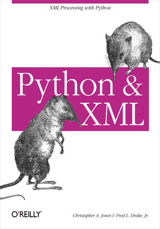 Okładka książki/ebooka Python & XML. XML Processing with Python