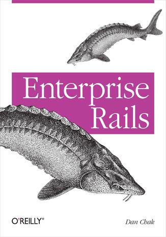 Okładka książki Enterprise Rails